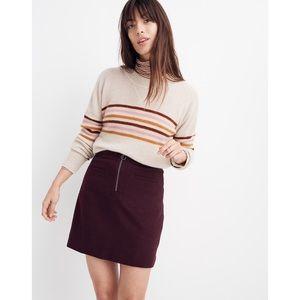 Madewell Fireside Mini Skirt (Size: 24)